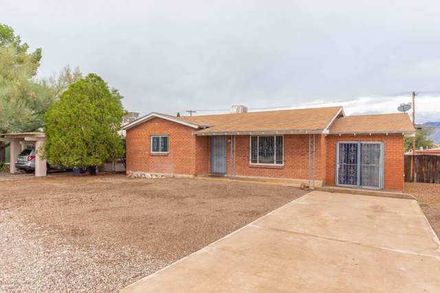 4149 E 2nd Street, Tucson, AZ 85711 (#21931339) :: Long Realty - The Vallee Gold Team