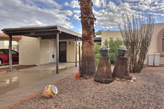 1347 S Desert Meadows Circle, Green Valley, AZ 85614 (#21931344) :: Long Realty - The Vallee Gold Team
