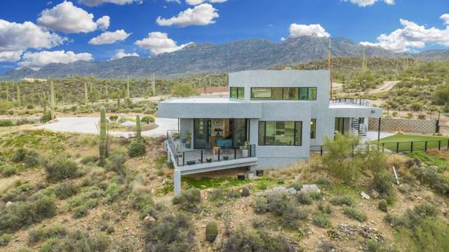 4005 N Broken Springs Trail, Tucson, AZ 85745 (#21931385) :: Long Realty Company