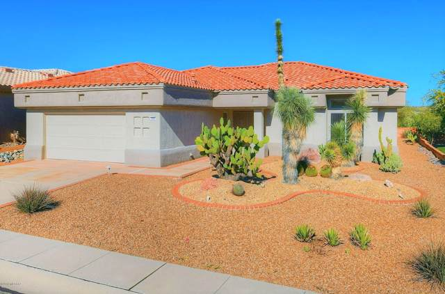 1685 E Crown Ridge Way, Oro Valley, AZ 85755 (#21931401) :: Long Realty Company