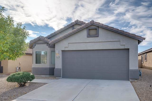 445 W Calle Franja Verde, Sahuarita, AZ 85629 (#21931404) :: Long Realty - The Vallee Gold Team