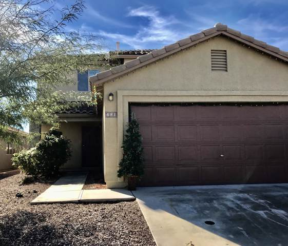 681 W Firehawk Drive, Green Valley, AZ 85614 (#21931422) :: Long Realty - The Vallee Gold Team