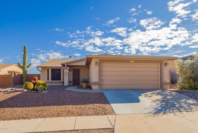 725 S Granite Falls Drive, Tucson, AZ 85748 (#21931429) :: Long Realty - The Vallee Gold Team
