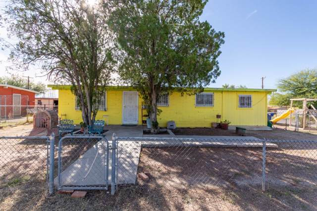 5402 S Oregon Drive, Tucson, AZ 85706 (#21931444) :: Long Realty - The Vallee Gold Team
