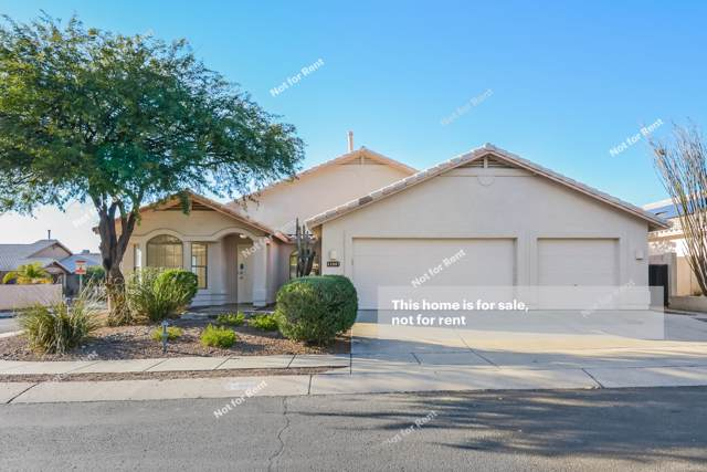 11087 N Divot Drive, Tucson, AZ 85737 (#21931454) :: Keller Williams