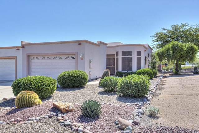 603 W Via Rosaldo, Green Valley, AZ 85614 (MLS #21931461) :: The Property Partners at eXp Realty