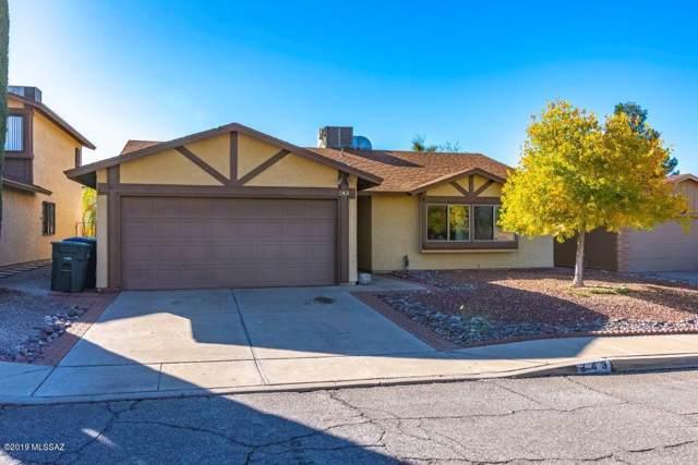 243 N Schrader Lane, Tucson, AZ 85748 (#21931462) :: Luxury Group - Realty Executives Tucson Elite
