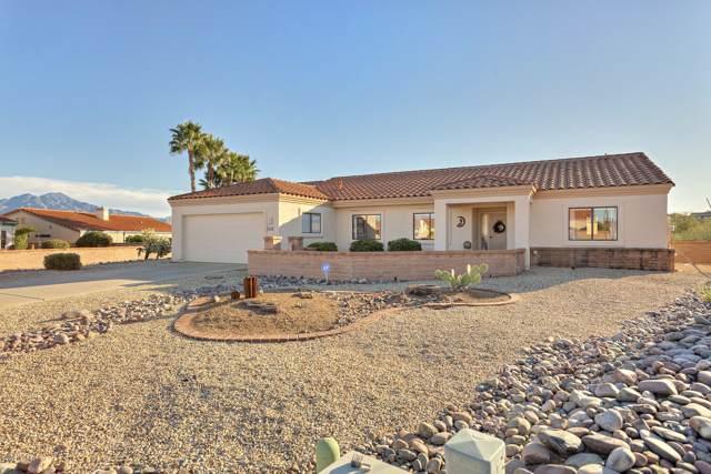 4313 S Via De Febrero, Green Valley, AZ 85622 (#21931478) :: Long Realty - The Vallee Gold Team