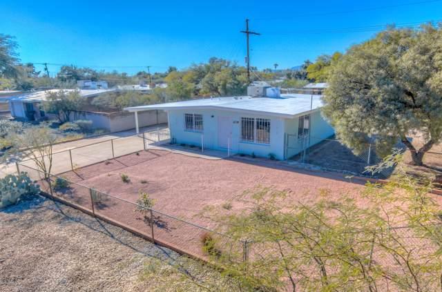 3071 N Wilson Avenue, Tucson, AZ 85719 (#21931480) :: Long Realty - The Vallee Gold Team