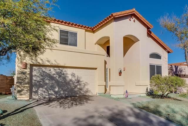 781 N Promontory Drive, Tucson, AZ 85748 (#21931499) :: Luxury Group - Realty Executives Tucson Elite