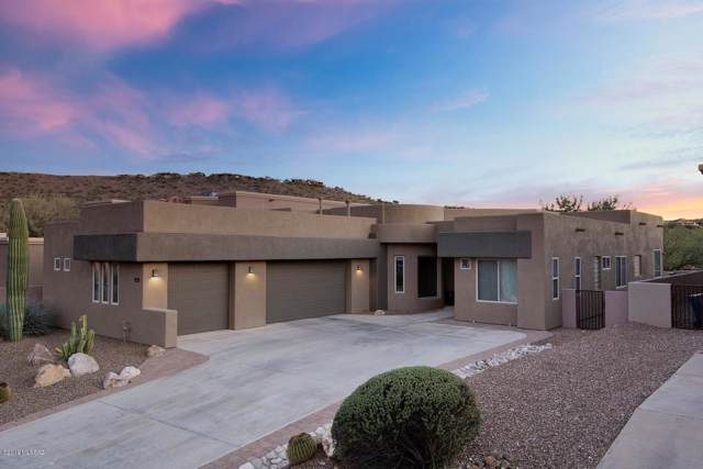 7550 E Placita Ventana Hayes, Tucson, AZ 85750 (#21931503) :: Long Realty - The Vallee Gold Team
