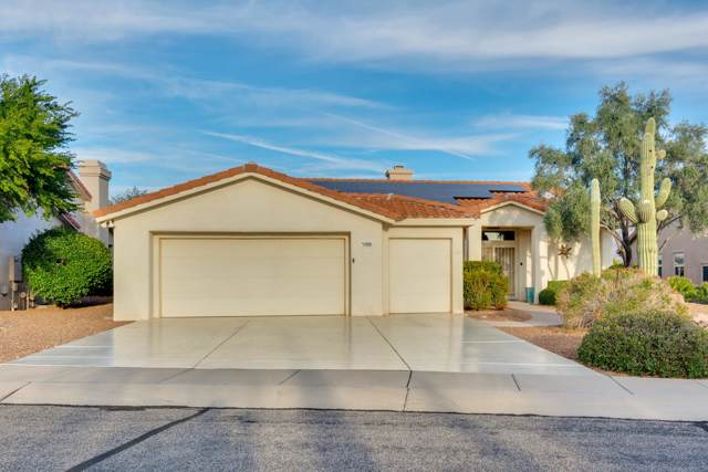 13920 N Desert Butte Drive, Oro Valley, AZ 85755 (#21931504) :: Long Realty - The Vallee Gold Team