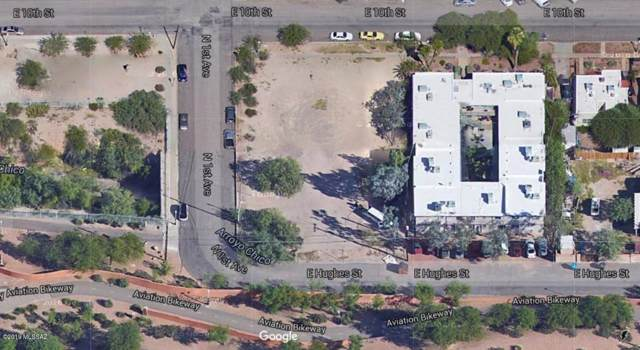 710 E 10Th Street #1, Tucson, AZ 85719 (MLS #21931510) :: The Property Partners at eXp Realty
