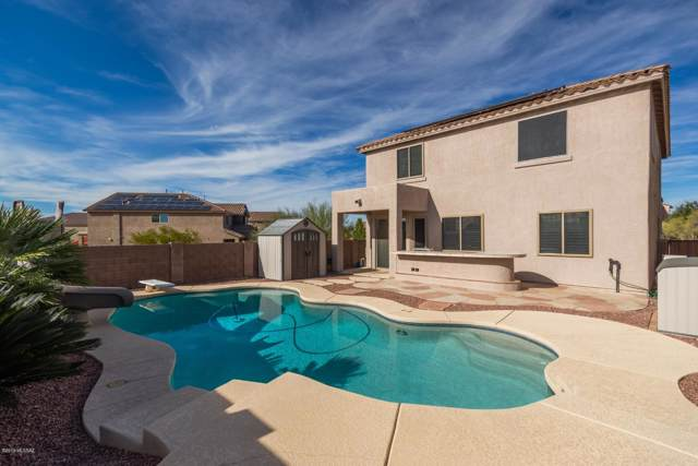 12506 E Rust Canyon Place, Vail, AZ 85641 (#21931512) :: Long Realty - The Vallee Gold Team