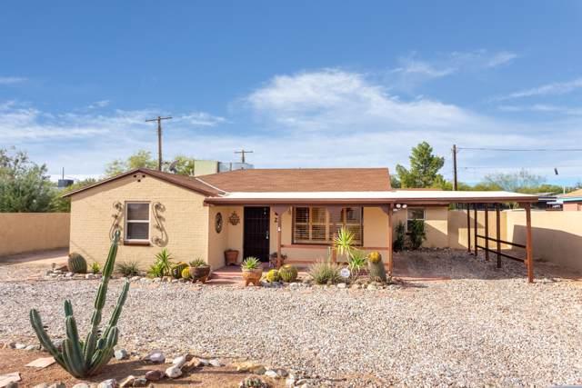 25 N Columbus Boulevard, Tucson, AZ 85711 (#21931514) :: Long Realty - The Vallee Gold Team
