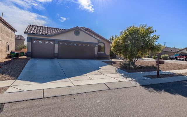 685 W Calle Franja Verde, Sahuarita, AZ 85629 (#21931519) :: Long Realty - The Vallee Gold Team