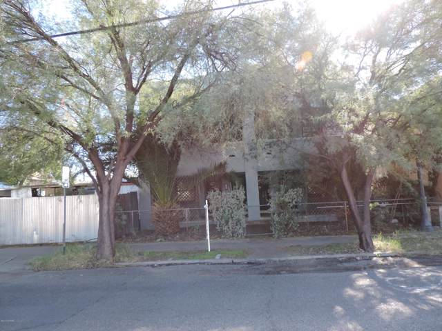 12 E University Boulevard, Tucson, AZ 85705 (#21931538) :: Luxury Group - Realty Executives Tucson Elite