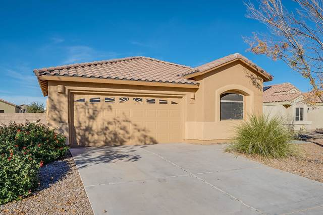12717 N Fallen Fence Lane, Marana, AZ 85653 (#21931542) :: Long Realty Company
