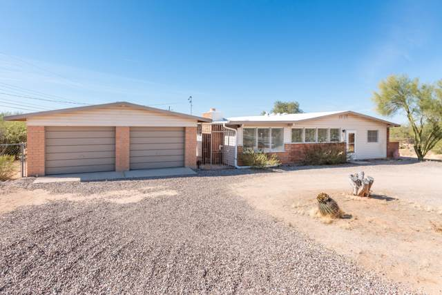 415 W Spring Valley Court, Tucson, AZ 85704 (MLS #21931543) :: The Property Partners at eXp Realty