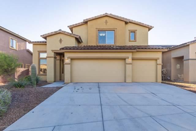 8360 N Amber Burst Drive, Tucson, AZ 85743 (MLS #21931546) :: The Property Partners at eXp Realty