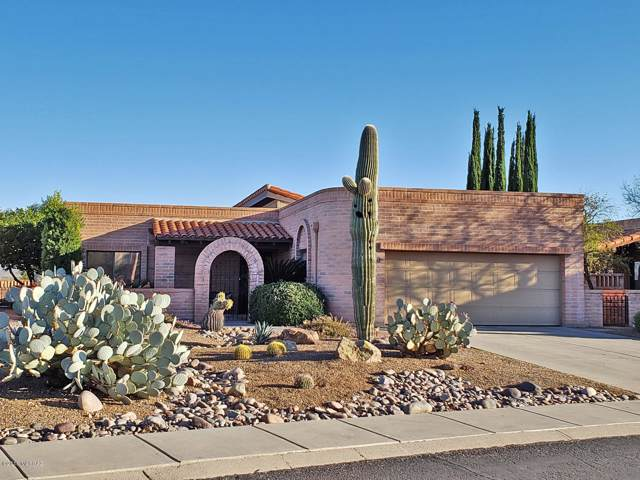 3771 S Via Del Trogon, Green Valley, AZ 85622 (#21931552) :: Long Realty Company