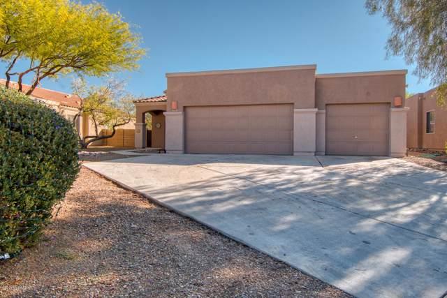 8426 N Sunny Rock Ridge Drive, Tucson, AZ 85743 (#21931555) :: Luxury Group - Realty Executives Tucson Elite