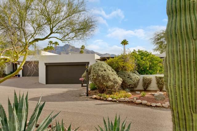 7554 N Palm Circle, Tucson, AZ 85704 (#21931565) :: Luxury Group - Realty Executives Tucson Elite