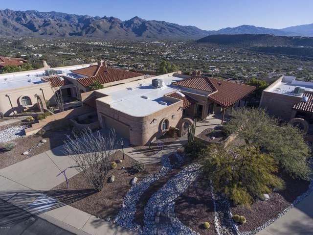 4516 N Trocha Alegre, Tucson, AZ 85750 (#21931578) :: Long Realty Company