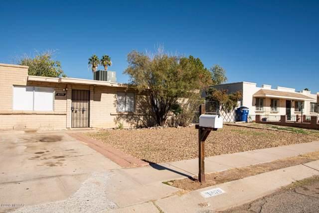 6579 E Hawk Drive, Tucson, AZ 85730 (#21931584) :: Long Realty Company