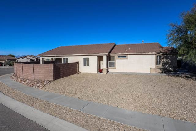 10570 S Ariana Drive, Vail, AZ 85641 (#21931592) :: Long Realty - The Vallee Gold Team