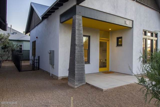140 E 18Th Street, Tucson, AZ 85701 (#21931597) :: Long Realty - The Vallee Gold Team