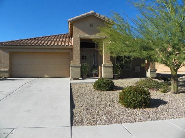 1441 N Via Alamos, Green Valley, AZ 85614 (#21931622) :: Luxury Group - Realty Executives Tucson Elite