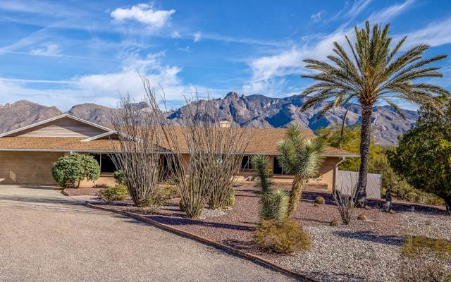 755 E Mescal Place, Tucson, AZ 85718 (#21931720) :: Long Realty - The Vallee Gold Team