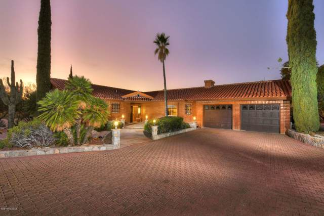 5151 E Mission Hill Drive, Tucson, AZ 85718 (#21931756) :: Long Realty - The Vallee Gold Team