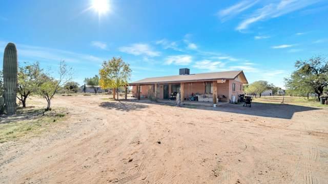 9801 N Mcginnis Road, Marana, AZ 85653 (#21931833) :: The Local Real Estate Group | Realty Executives
