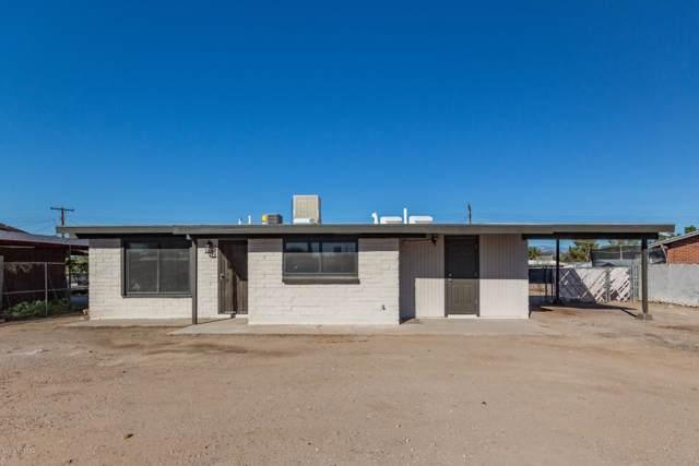 158 W Hatfield Street, Tucson, AZ 85706 (#21931841) :: Long Realty - The Vallee Gold Team