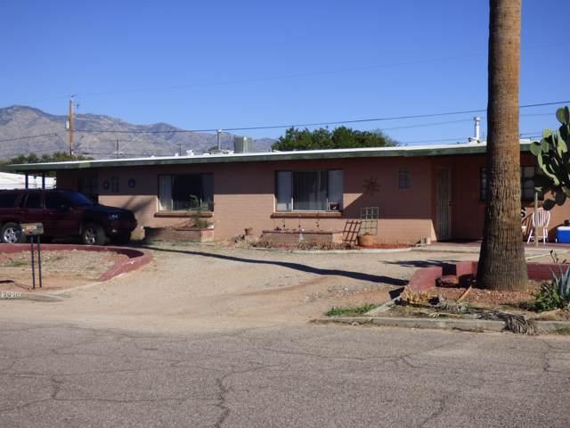 3836 N 2nd Avenue #3838, Tucson, AZ 85705 (#21931874) :: Long Realty Company