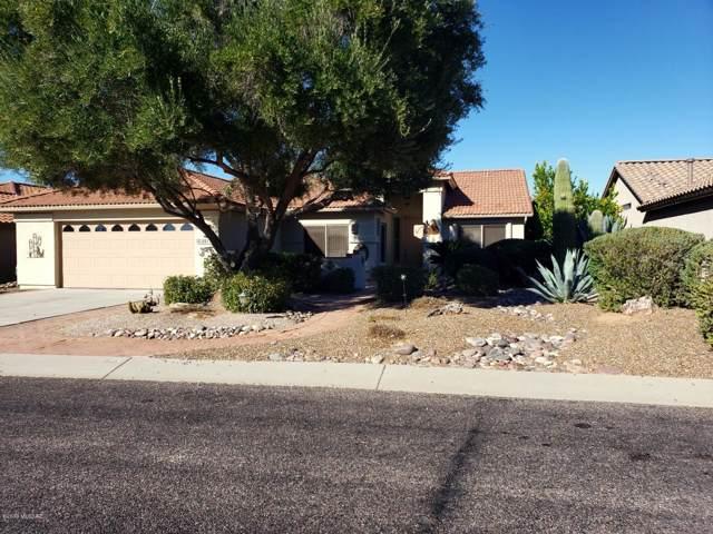 2417 E Bonita Canyon Drive, Green Valley, AZ 85614 (#21931880) :: Long Realty - The Vallee Gold Team