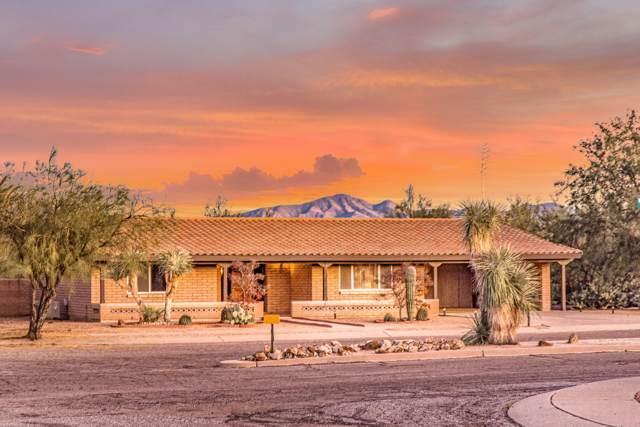 1160 N La Canoa, Green Valley, AZ 85614 (#21932018) :: The Local Real Estate Group | Realty Executives