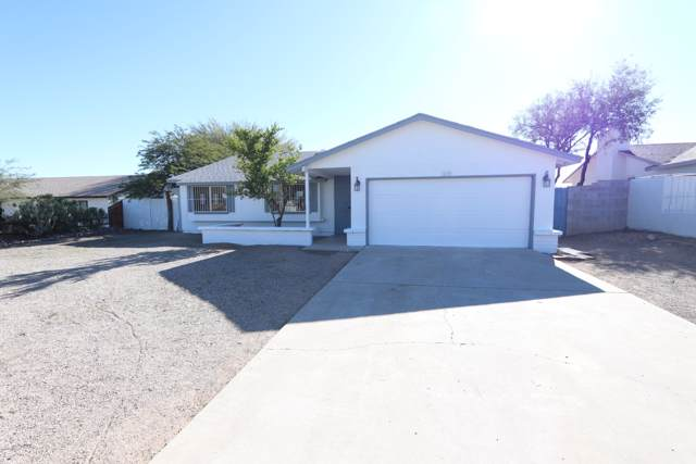1437 S Coati Drive, Tucson, AZ 85713 (#21932073) :: Long Realty - The Vallee Gold Team