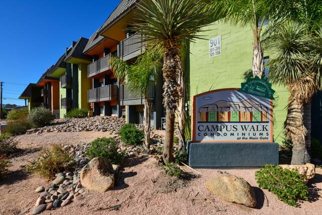931 N Euclid Avenue #113, Tucson, AZ 85719 (#21932087) :: Long Realty - The Vallee Gold Team