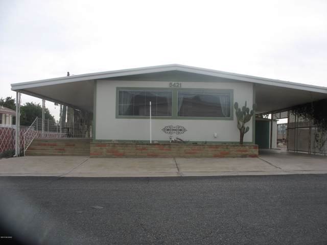 5421 W Flying W Street, Tucson, AZ 85713 (#21932119) :: Long Realty - The Vallee Gold Team