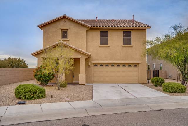 11602 W Bannerstone Street, Marana, AZ 85658 (#21932130) :: Long Realty - The Vallee Gold Team