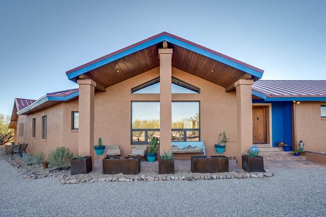 51 Saddle Horn Road, Tubac, AZ 85646 (#21932190) :: Long Realty - The Vallee Gold Team