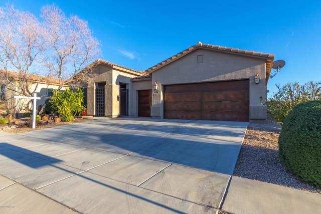 11352 N Adobe Village Place, Marana, AZ 85658 (#21932294) :: Long Realty - The Vallee Gold Team