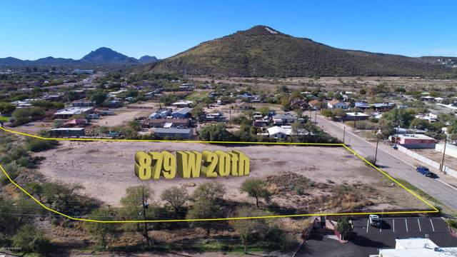 879 W 20th Street, Tucson, AZ 85745 (#21932320) :: Long Realty - The Vallee Gold Team