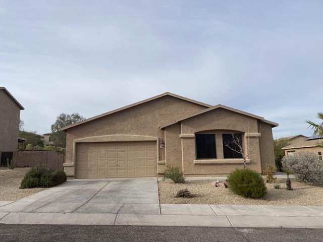 3580 W Avenida Sombra, Tucson, AZ 85746 (#21932364) :: Long Realty - The Vallee Gold Team