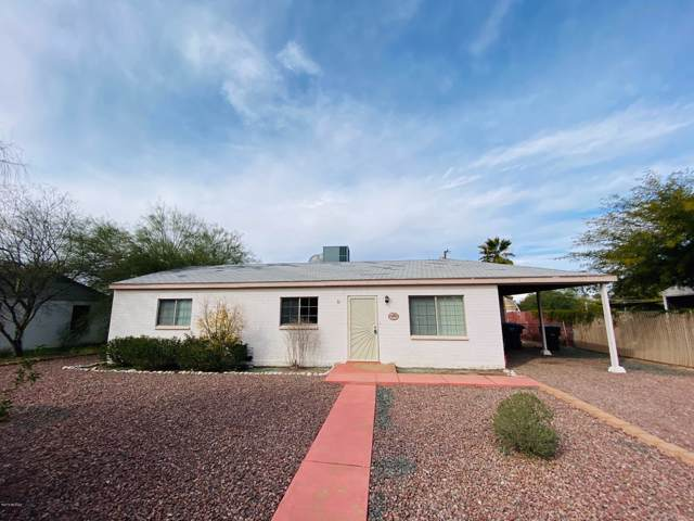 2226 S Miramonte Stravenue, Tucson, AZ 85713 (#21932372) :: Long Realty - The Vallee Gold Team