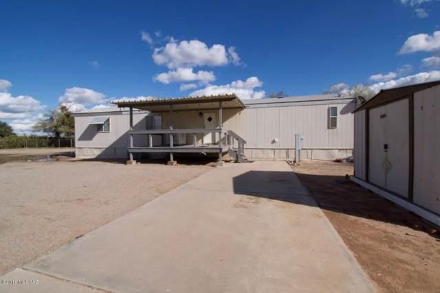12065 N Antelope Road, Marana, AZ 85653 (#22000002) :: Long Realty - The Vallee Gold Team