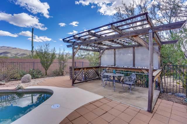 4702 N Avenida De Franelah, Tucson, AZ 85749 (#22000019) :: Long Realty - The Vallee Gold Team